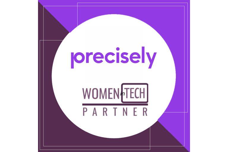 Precisely is a Women in Tech partner